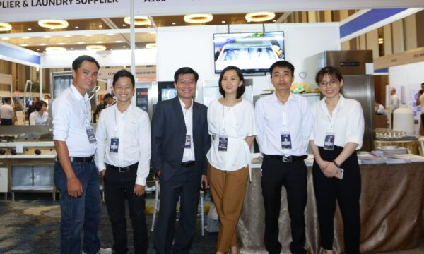 P.A.P participates in the exhibition and seminar Da Nang Hospitality Solutions 2019